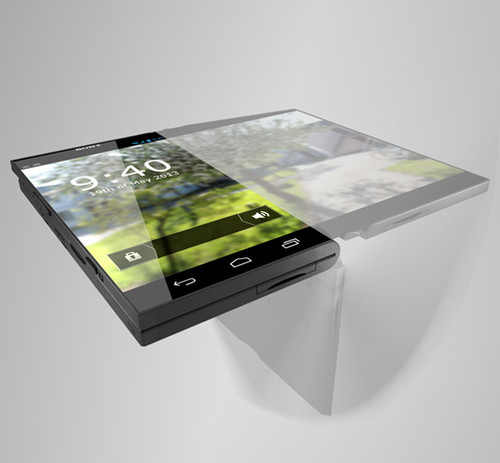 Patrik Eriksson Pocket Tablet Concept